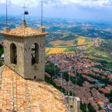 La Rocca o Guaita (First Tower)