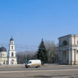 Cathedral & Triumphal Arch