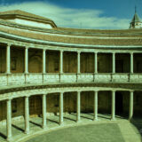 The Palace of Carlos V