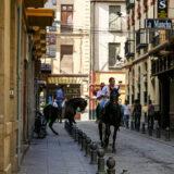 The 21st century's Andalusian horsemen