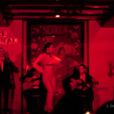 Dinner + Seville = dinner + flamenco