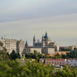 The Royal Palace and the Cathedral