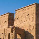 Temple of Isis from Philae