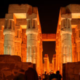 The Great Sun Court of Amenhotep III