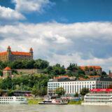 Bratislava Castle & St Martin's Cathedral