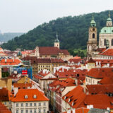 Mala Strana & Church of Saint Nicholas