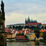 Charles Bridge & The Castle