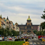 Wenceslas Square & The National Museum