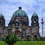 Berlin Cathedral & Fernsehturm