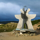 Arctic Circle Monument