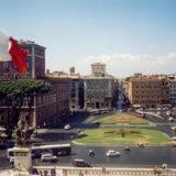 Piazza Venezia & Via del Corso