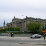 Riksdagshuset (The Parliament House)
