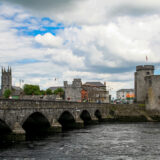 Thomond Bridge & King John's Castle