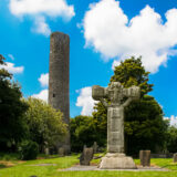 The East Cross & Kells Round Tower