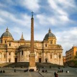 Piazza dell'Esquilino & Santa Maria Maggiore Basilica