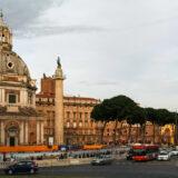 Basilica Ulpia & Trajan's Column