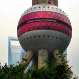 Oriental Pearl Tower & World Financial Center