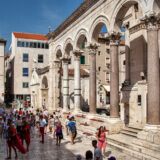Diocletian's Palace Peristyle