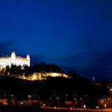 Bratislava Castle & St. Martin's Cathedral