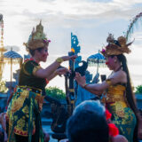Kecac Dance at Uluwatu Temple