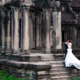 Old Temples, Young Newlyweds