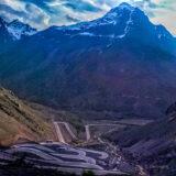 Descending into Chile