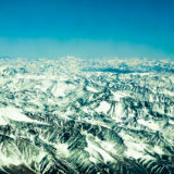 The Andes from Above
